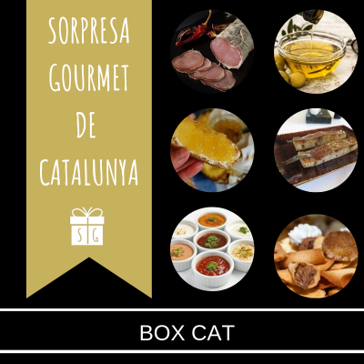 BOX SORPRESA GOURMET DE CATALUNYA