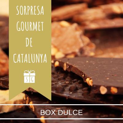 Box sorpresa gourmet dulce